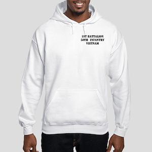1ST BATTALION 50TH INFANTRY Hooded Sweatshirt