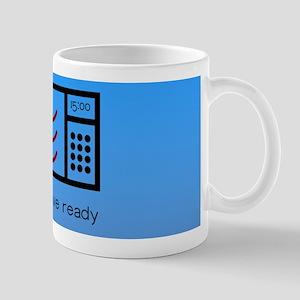 Microwave Ready Mug