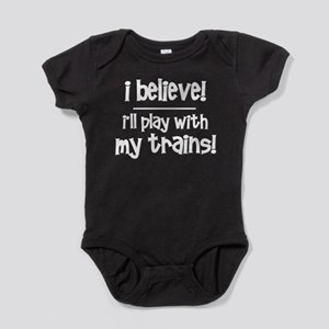 Funny train Body Suit