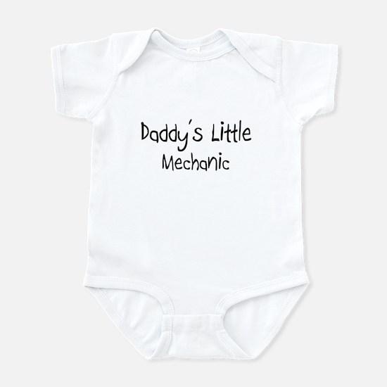 Daddy's Little Mechanic Infant Bodysuit