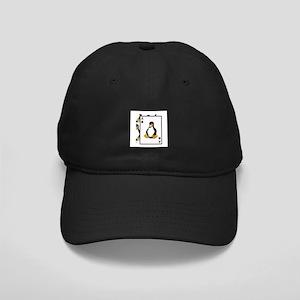 Tux Ace! Black Cap