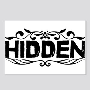 Hidden Postcards (Package of 8)
