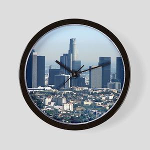 Helaine's LA Skyline Wall Clock