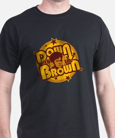Down with the Brown T-Shirt