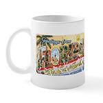 Greetings from Florida Retro Mug