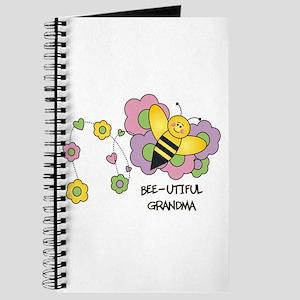 Bee-utiful Grandma Journal