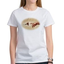 The Creation of fly fishing Women's T-Shirt
