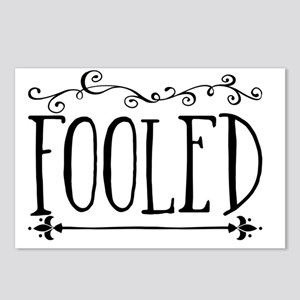 Fooled Postcards (Package of 8)