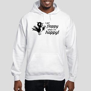 Flappy/Happy (K1) Hooded Sweatshirt