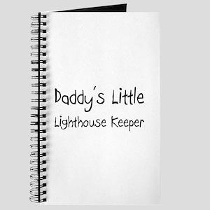 Daddy's Little Lighthouse Keeper Journal