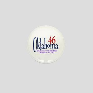 Oklahoma 46 Mini Button