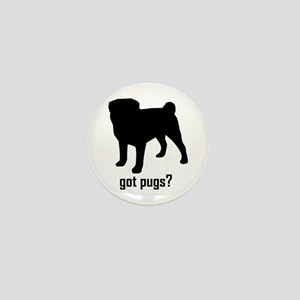 Got Pugs? Mini Button