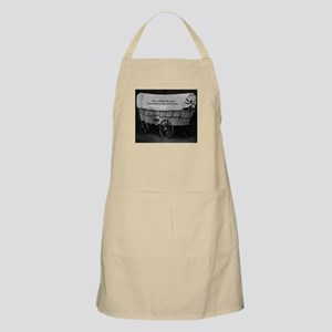 Never forget the past BBQ Apron