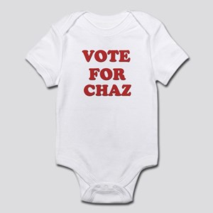 Vote for CHAZ Infant Bodysuit
