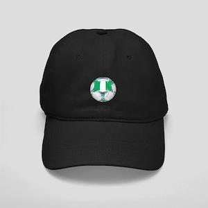 Nigeria Championship Soccer Black Cap