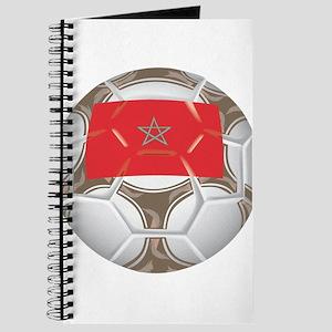 Morocco Championship Soccer Journal
