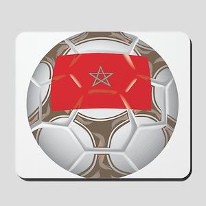Morocco Championship Soccer Mousepad