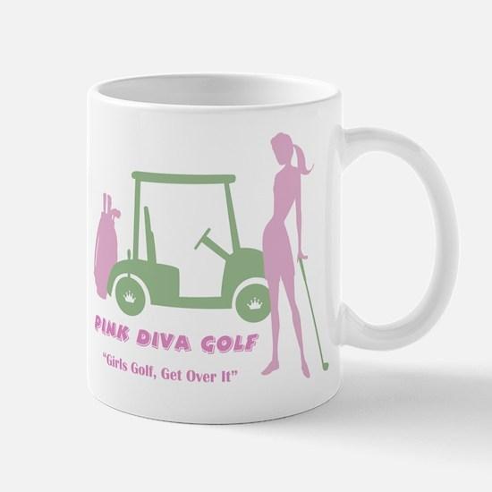 Pink Diva Golf - Mug