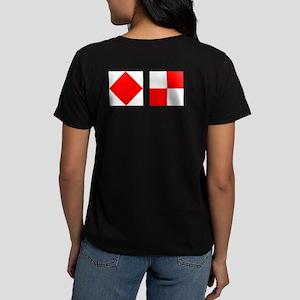 ForeDeck Union Women's Dark T-Shirt