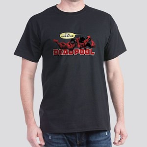 Deadpool Awesome Dark T-Shirt
