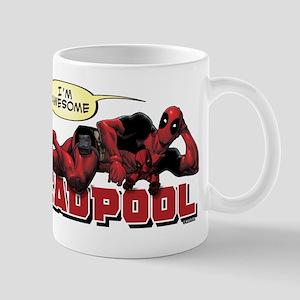 Deadpool Awesome 11 oz Ceramic Mug