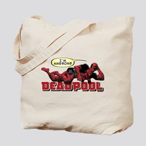 Deadpool Awesome Tote Bag