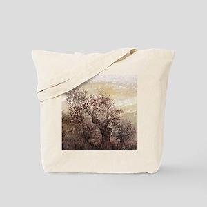 Asian Mist Tote Bag