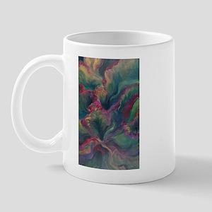Vibrant Leaves Mug