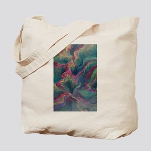 Vibrant Leaves Tote Bag