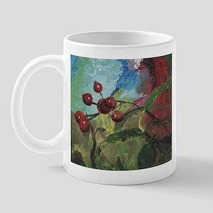 Winter Berries Mug