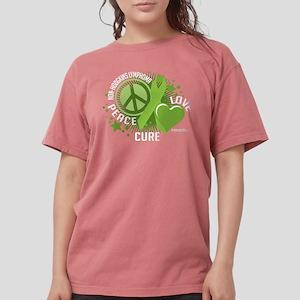 Non-Hodgkins Lymphoma PLC Women's Dark T-Shirt