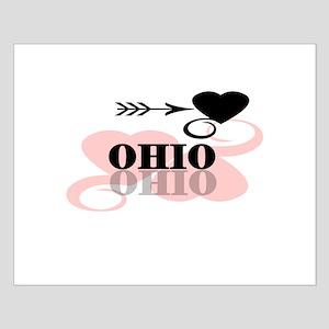 Ohio Small Poster