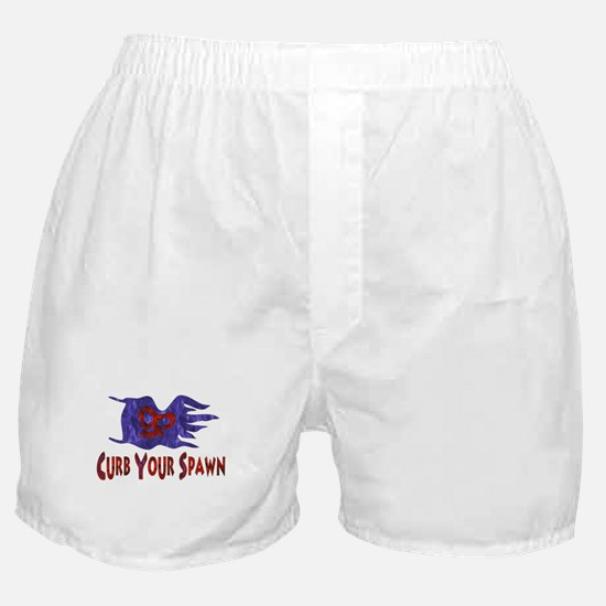 Curb Your Spawn Boxer Shorts