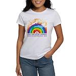 GOD RAINBOW SEX Women's T-Shirt
