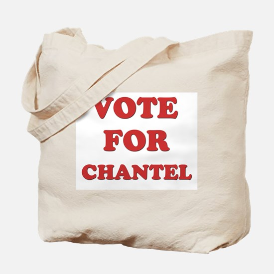 Vote for CHANTEL Tote Bag