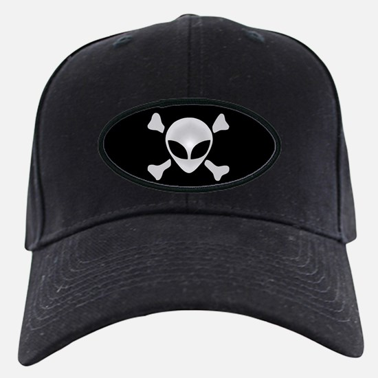 Alien Pirate Baseball Hat