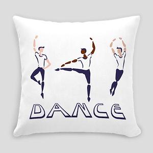 Dance Everyday Pillow
