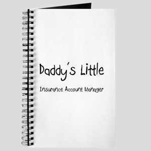 Daddy's Little Insurance Account Manager Journal