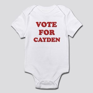 Vote for CAYDEN Infant Bodysuit