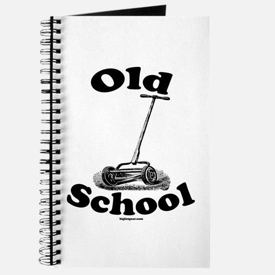 Push Mower (Old School) Journal