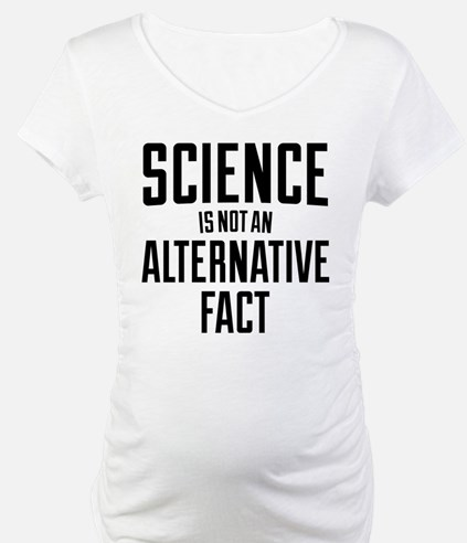 Science Is Not An Alternative Fa Shirt