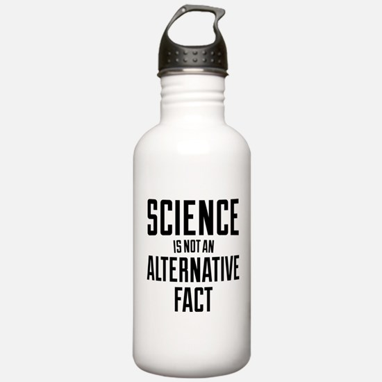 Science Is Not An Alte Water Bottle