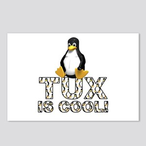 Tux Is Cool! Postcards (Package of 8)
