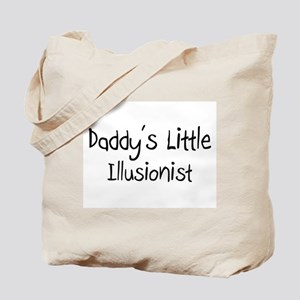 Daddy's Little Illusionist Tote Bag