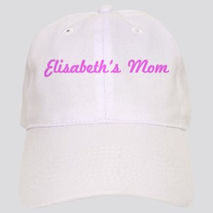 Elisabeth Mom (pink) Cap