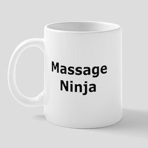 Massage Ninja Mug