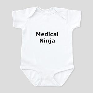 Medical Ninja Infant Bodysuit