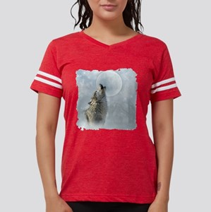 Wolf Blue Moon T-Shirt