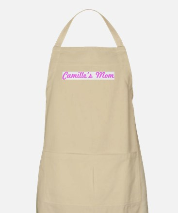 Camille Mom (pink) BBQ Apron
