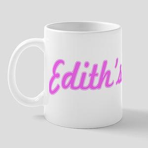 Edith Mom (pink) Mug